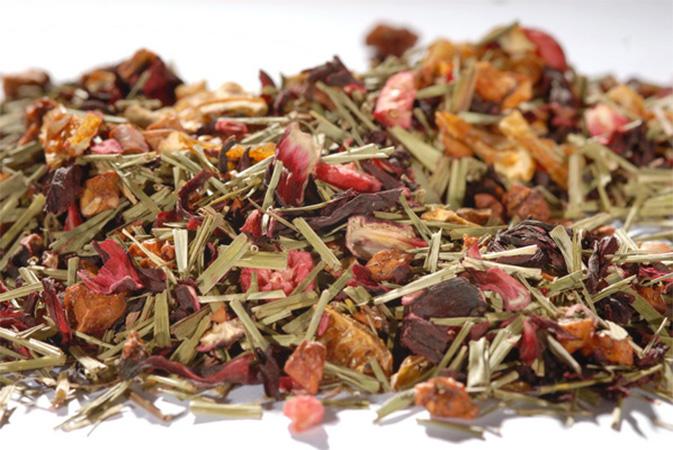 Cranberry-Orange-Chili - hedelmähauduke - Runda Munken Teekauppa