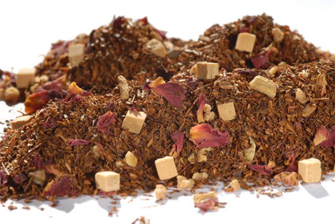 Rooibos African Magic - punapensas tee - Runda Munken Teekauppa