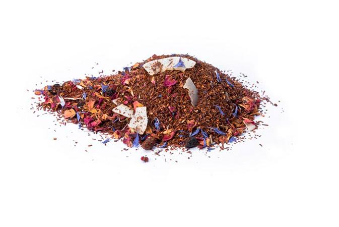 Berry White Organic - Rooibos - Runda Munken Teekauppa
