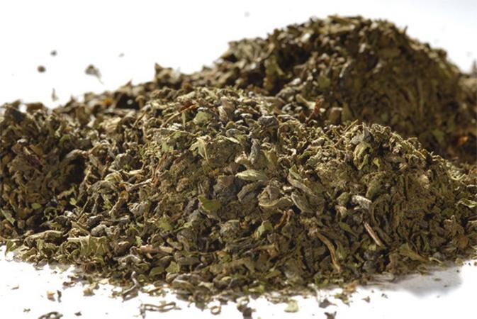 Mint Tea Morocco - vihreä tee - maustettu tee - Runda Munken Teekauppa