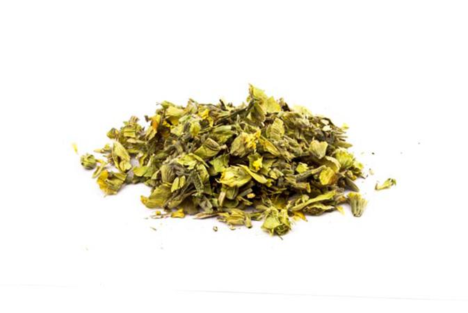 Greek Mountain Tea Organic - yrttihauduke - Runda Munken Teekauppa
