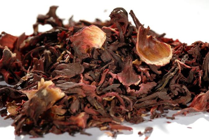 Hibiskus (kiinanruusu) - yrttihauduke - Runda Munken Teekauppa