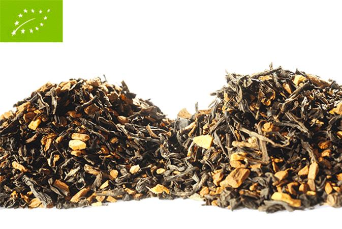 Chai Organic - maustettu musta tee - Runda Munken teekauppa
