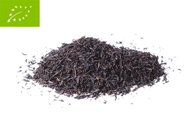 Earl Grey Organic - maustettu musta tee - Runda Munken Teekauppa