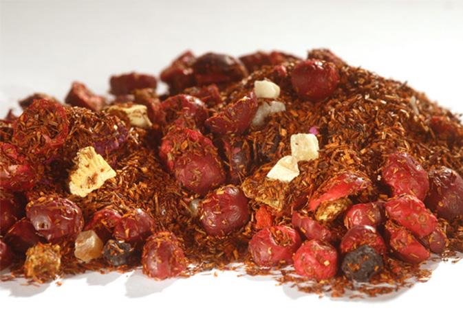 Goji Cranberry Pomegranate Rooibos - Runda Munken Teekauppa