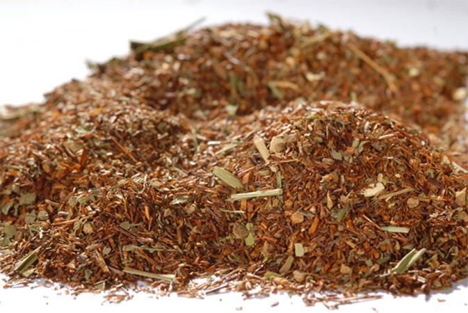 Lemon Chai Rooibos - punapensas tee - Runda Munken Teekauppa