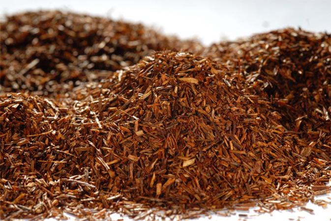 Organic Rooibos Supreme - punapensas tee - Runda Munken Teekauppa