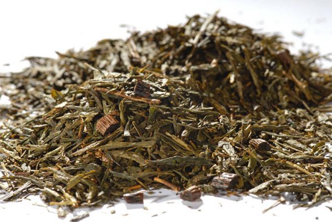 Vanilla Sencha - vihreä tee - maustettu tee - Runda Munken Teekauppa