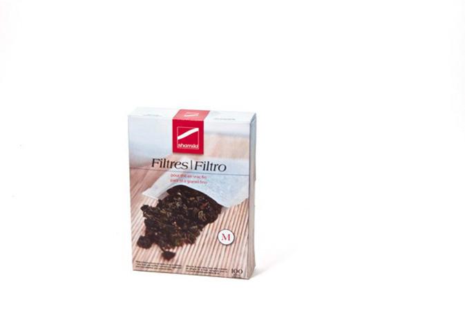 Shamila teepussit irtoteelle M - Runda Munken Teekauppa