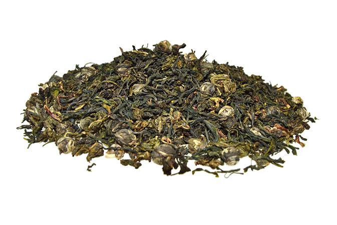 Yellow Mountain - oolong tee, vihreä tee - Runda Munken Teekauppa