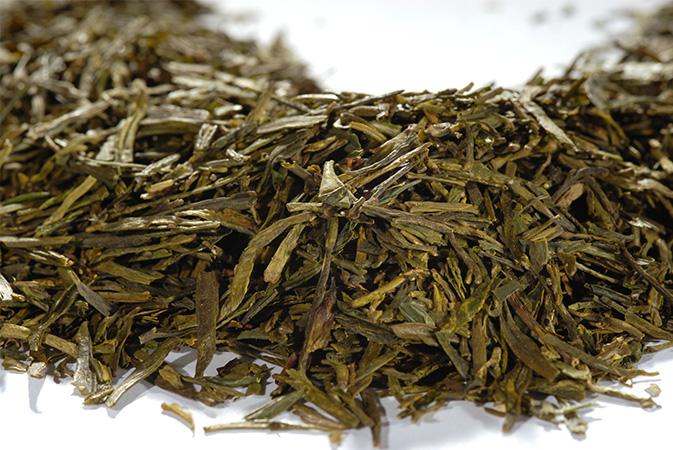 China Lung Ching 1st grade - vihreä tee - maustamaton tee - Runda Munken Teekauppa