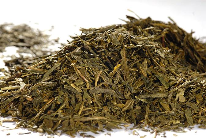 China Sencha - vihreä tee - maustamaton tee - Runda Munken Teekauppa