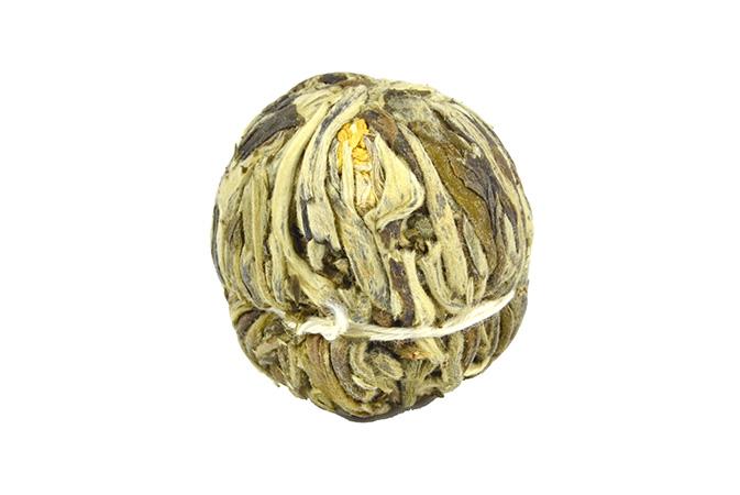 Blooming Ben teekukka - vihreä tee - Runda Munken Teekauppa