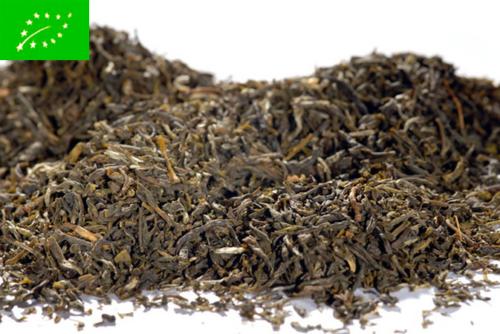 Jasmine Tea Organic - vihreä tee - maustettu tee - Runda Munken Teekauppa
