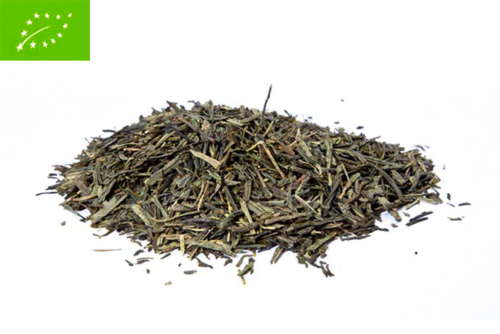 China Sencha Organic - vihreä tee - maustamaton tee - Runda Munken Teekauppa