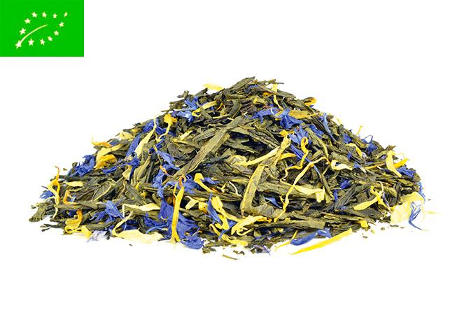 Flying Star Organic - vihreä tee - maustettu tee - Runda Munken Teekauppa