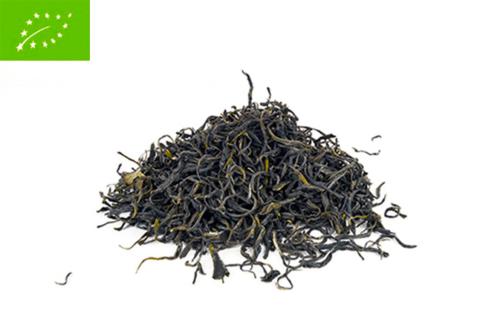 China Gu Zhan Mao Jian Organic - vihreä tee - maustamaton tee - Runda Munken Teekauppa