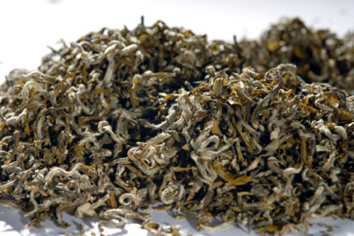 China White Monkey - vihreä tee - maustamaton tee - Runda Munken Teekauppa
