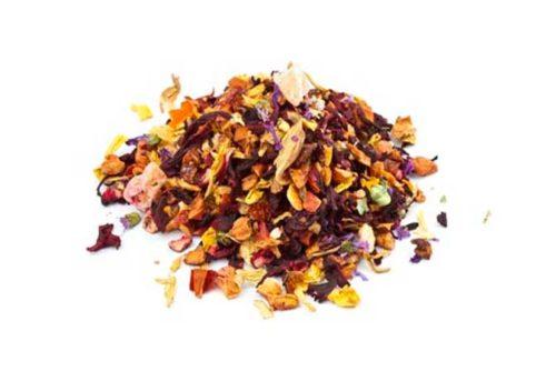 Summer Heat - hedelmähauduke - jäätee - Runda Munken Teekauppa