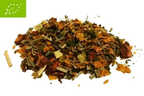 Moringa Sea Buckthorn Organic - hedelmähauduke - Runda Munken Teekauppa